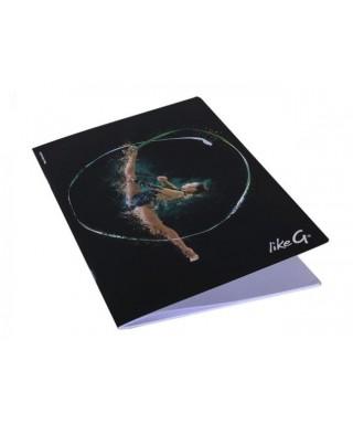 Cuaderno Gimnasia Rítmica - MAZAS (A5)