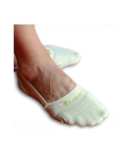 Punteras Gimnasia rítmica calcetín.